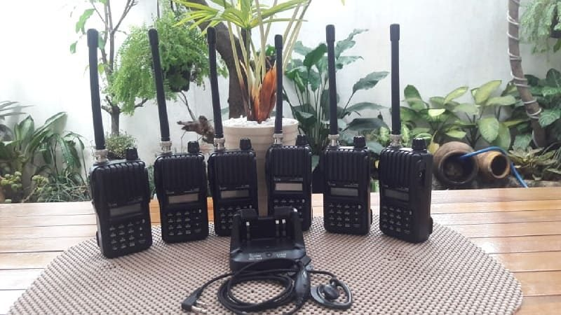 Sewa HT Jakarta | Rental Handy Talky | Penyewaan Radio Walkie Talkie